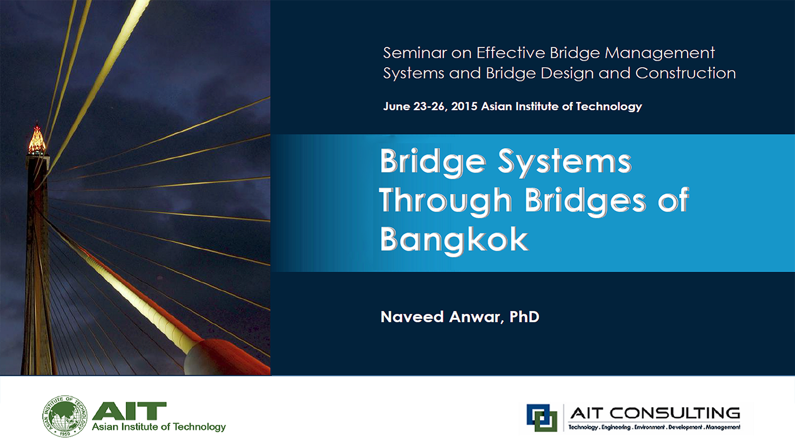 Bridge Systems through Bridges of Bangkok