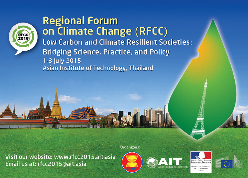 Regional Forum on Climate Change