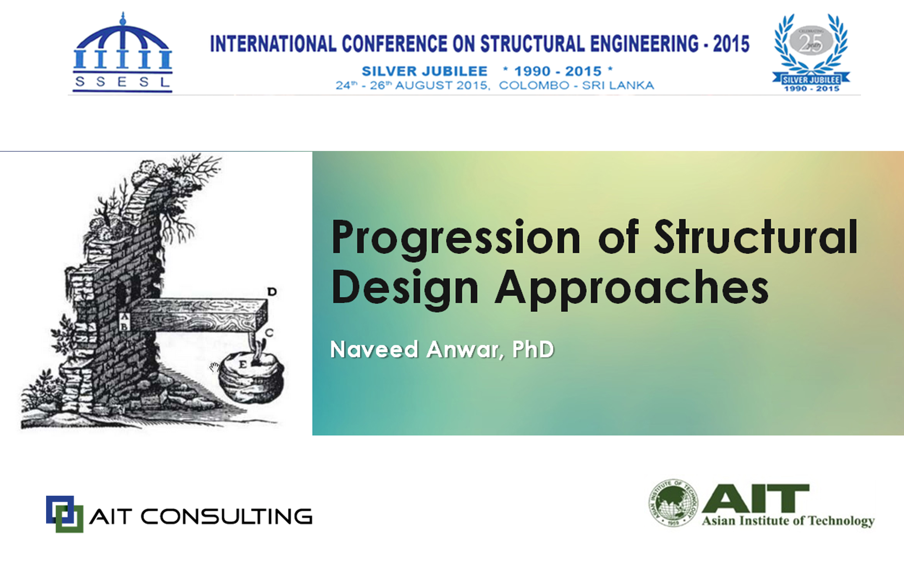 International Conference on Structural Engineering 2015