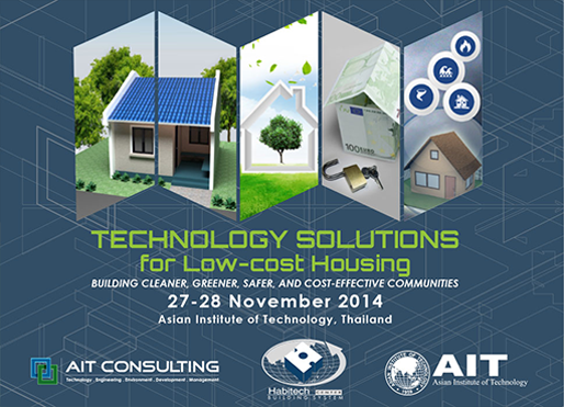 Technology Solutions for Low-cost Housing