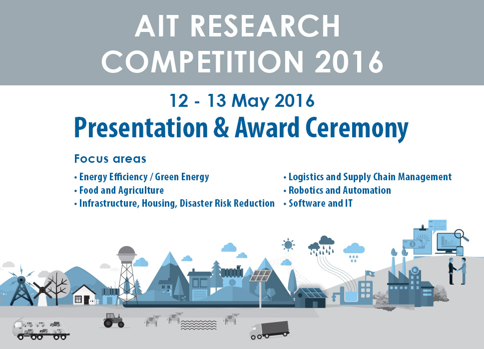 AIT Research Competition 2016