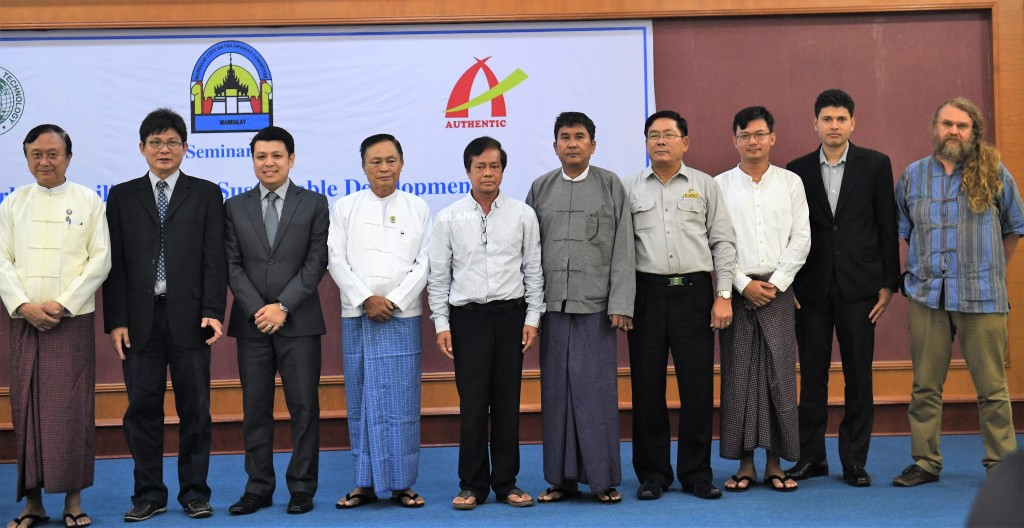 Mandalay City Development Committee with AIT representatives